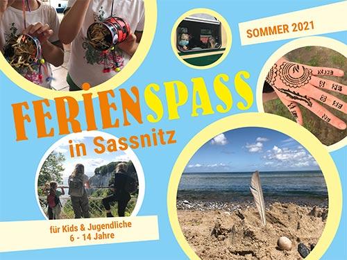 Ferienspass in Sassnitz